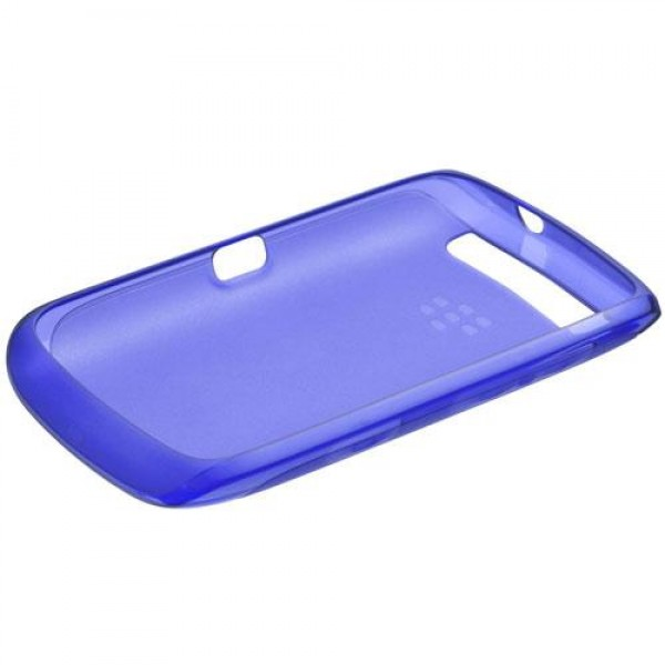 Husa Silicon Originala Blackberry Vivid Violet Pentru Telefon Blackberry Curve 9380