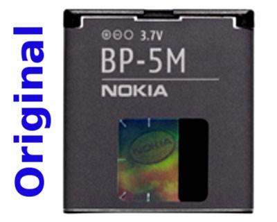 Acumulator Nokia Bp-5m Li-ion Bulk Pentru Telefon Nokia 5610 Xm  5700 Xm  6110 N  6220c  6500s  7390  8600 Luna