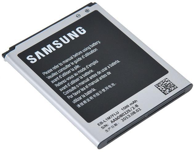 Acumulator Samsung Eb-l1m7flucstd /eb-f1m7flu Li-i