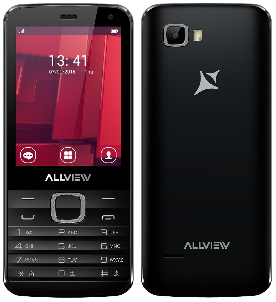 Allview H3 Join Single Sim 3g Black