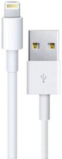 Cablu Date Alb Lightning Usb Pentru Apple Iphone 5/5c/5s/6