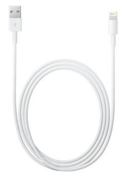 Cablu Date Si Incarcare Apple Md818zm/a Bulk Alb Pentru Apple Iphone 5/5s/5c/6/6s/6 Plus/6s Plus/ipad/air/ipad/mini