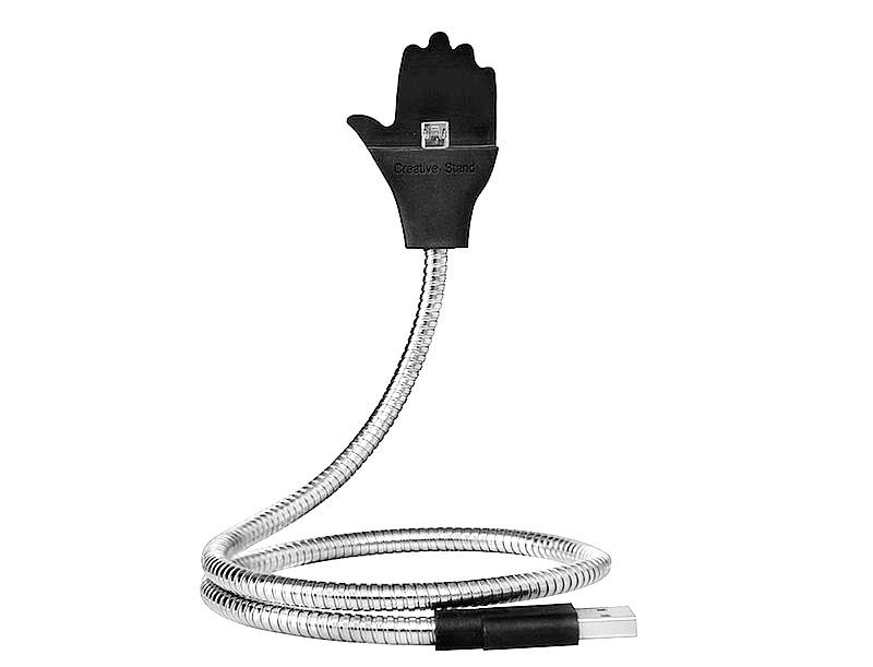 Cablu date si incarcare mufa Lightning la USB metalic, flexibil pentru dispozitive Apple iPhone, iPad, iPod