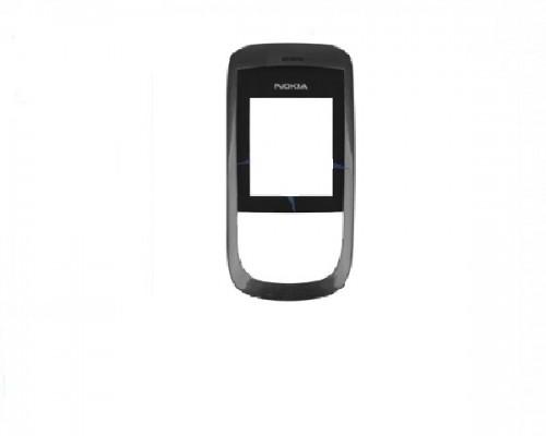 Carcasa Telefon Nokia 2220s Fata - Negru