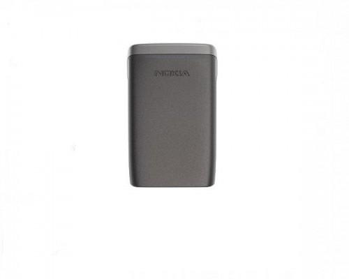 Carcasa telefon Nokia 2760 capac baterie argintiu