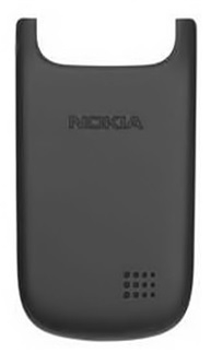 Carcasa Telefon Nokia 3710f Capac Baterie Negru