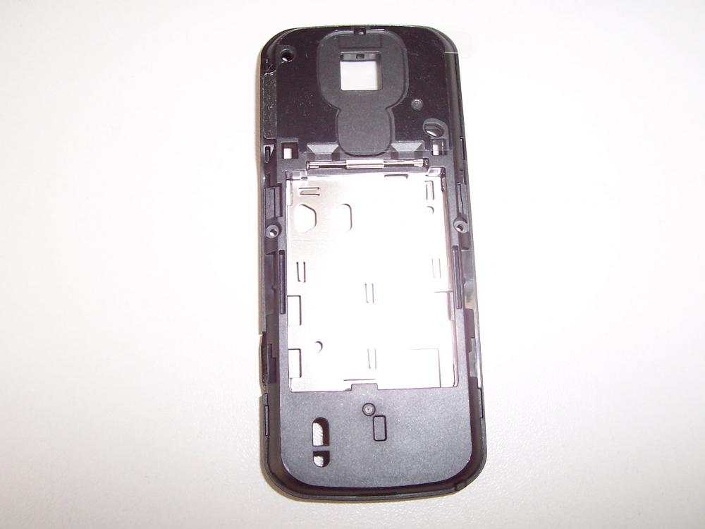 Carcasa Telefon Nokia 5000 Mijloc / Corp Negru
