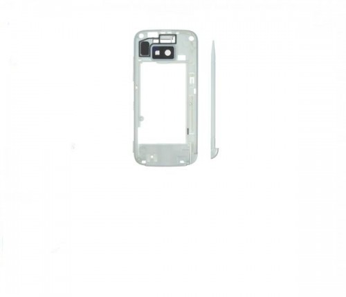 Carcasa telefon Nokia 5530x mijloc alb