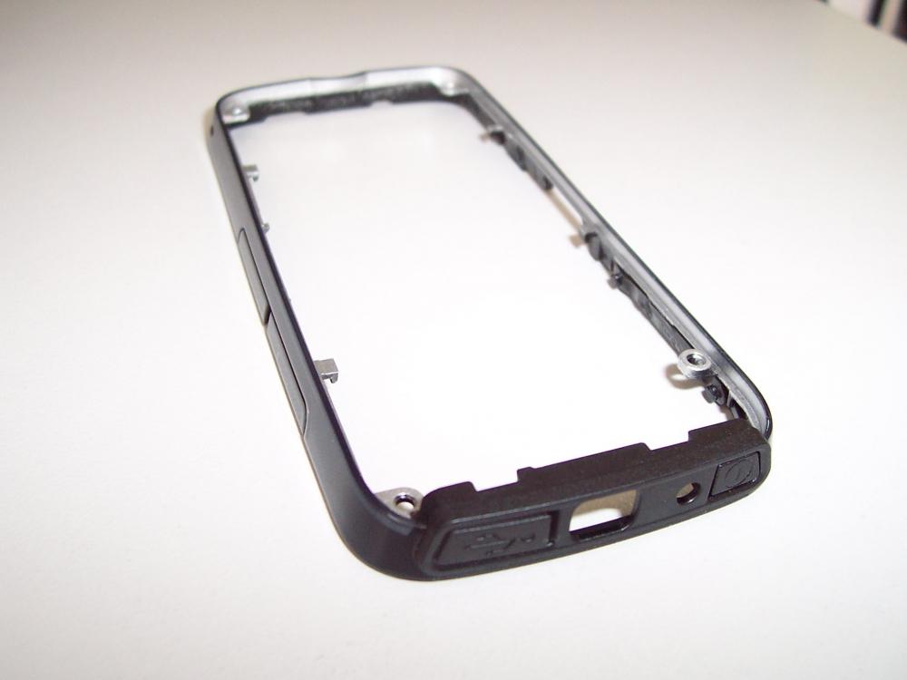 Carcasa Telefon Nokia 5800x Mijloc Exterior Negru