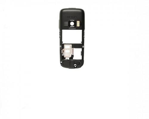 Carcasa telefon Nokia 6303c mijloc negru