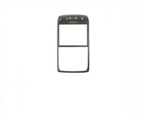 Carcasa telefon Nokia E71 fata neagra