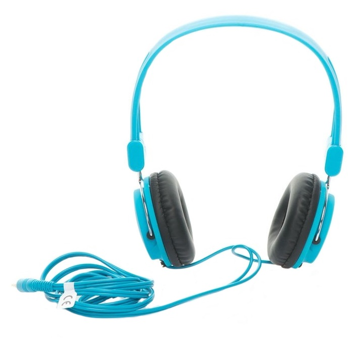 Imagine indisponibila pentru Casti cu fir United Colors Of Benetton albastru turquoise
