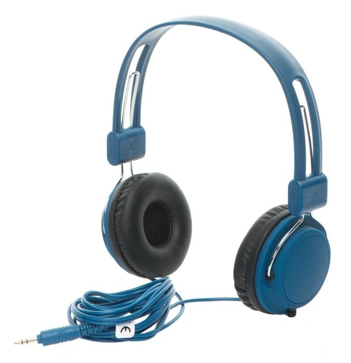 Imagine indisponibila pentru Casti cu fir United Colors Of Benetton albastru inchis