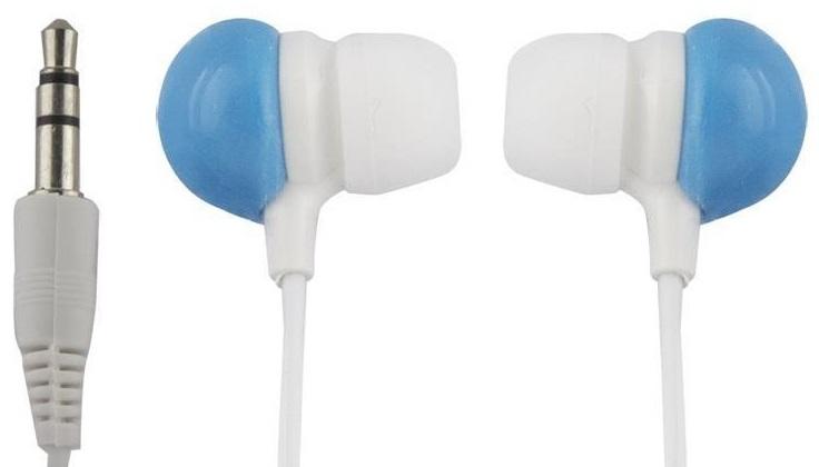 Handsfree (casti) Esperanza Audio Stereo Bubble Gum Eh151b Albastru