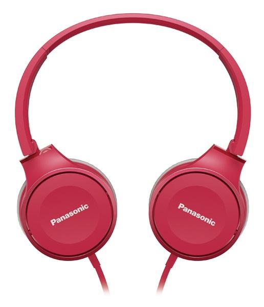 Casti On Ear Panasonic RP-HF100-P stereo roz