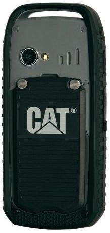 CAT B25 Dual Sim Black