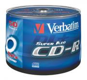 CD-R Verbatim 700 MB 52X Spindle 50 suprafata Extra Protection bulk