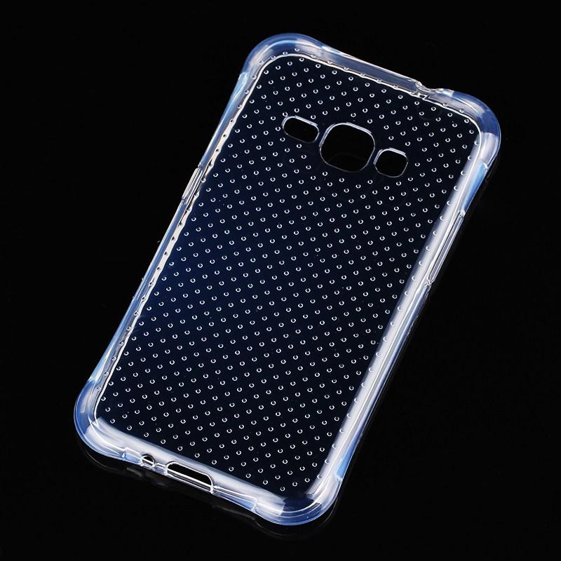 Husa Silicon Armor Transparenta Pentru Telefon Sam