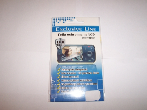 Folie Policarbonat Protectie Ecran Telefon Htc Sensation (g14)