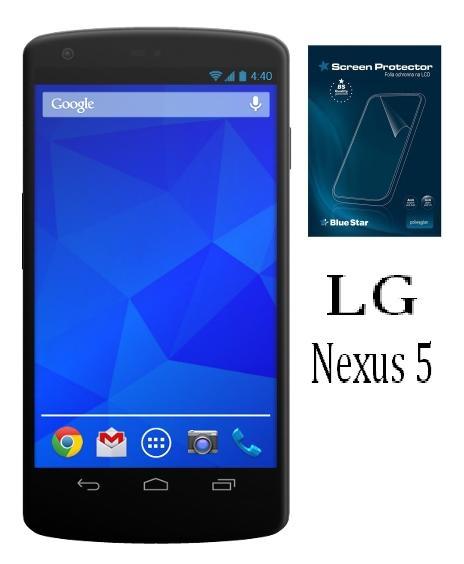 Folie Protectie Ecran Blue Star Telefon Lg Nexus 5