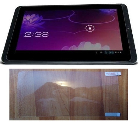 Folie Protectie Ecran Tableta Serioux Visiontab S710tab