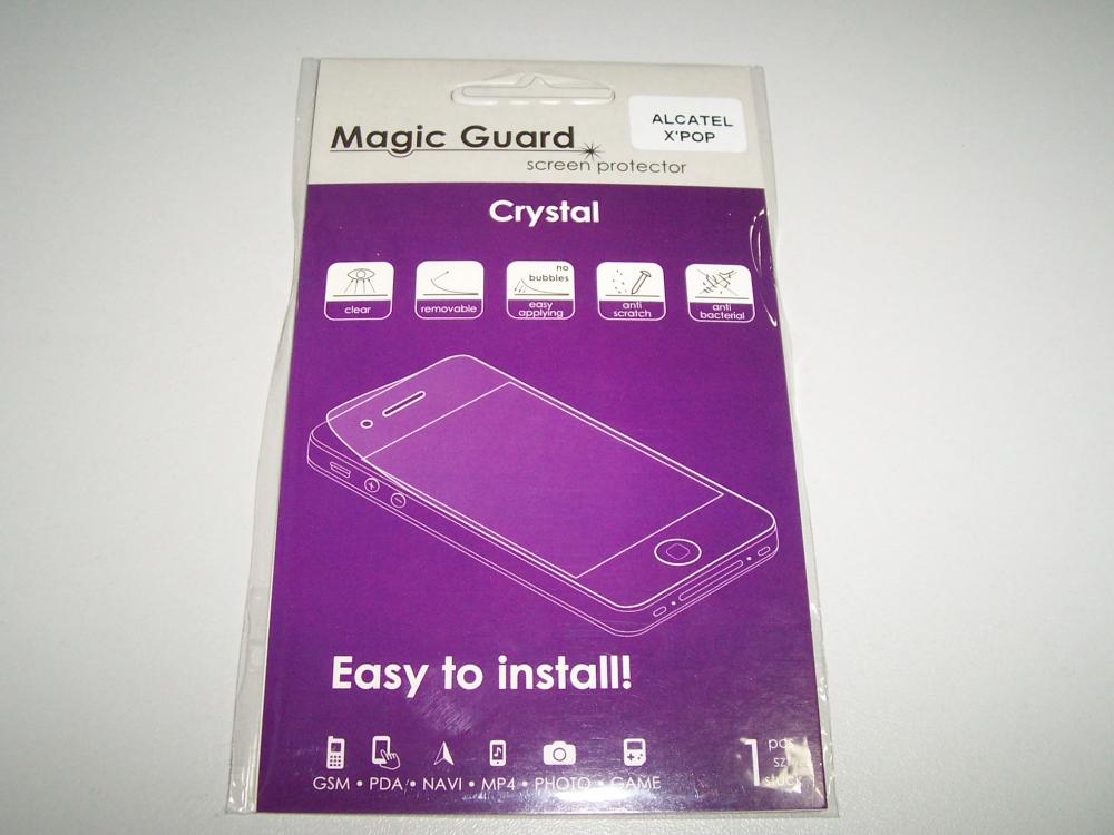 Folie Protectie Ecran Telefon Alcatel One Touch Xp