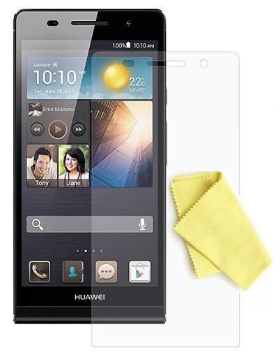 Folie Protectie Ecran Telefon Huawei Ascend P6