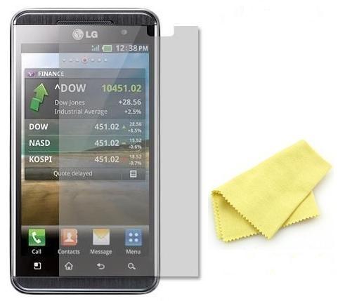 Folie Protectie Ecran Telefon Lg Optimus 3d P920