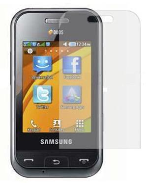 Folie Protectie Ecran Telefon Samsung E2652 Duos