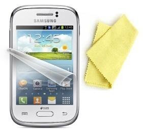 Folie Protectie Ecran Telefon Samsung Galaxy Young