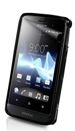 Folie Protectie Ecran Telefon Sony Ericsson Xperia