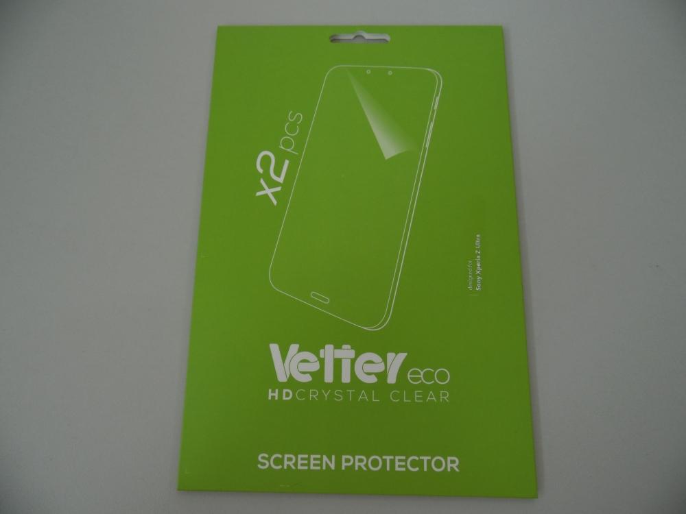 Folie Protectie Ecran Vetter Eco (set 2 Bucati) Te