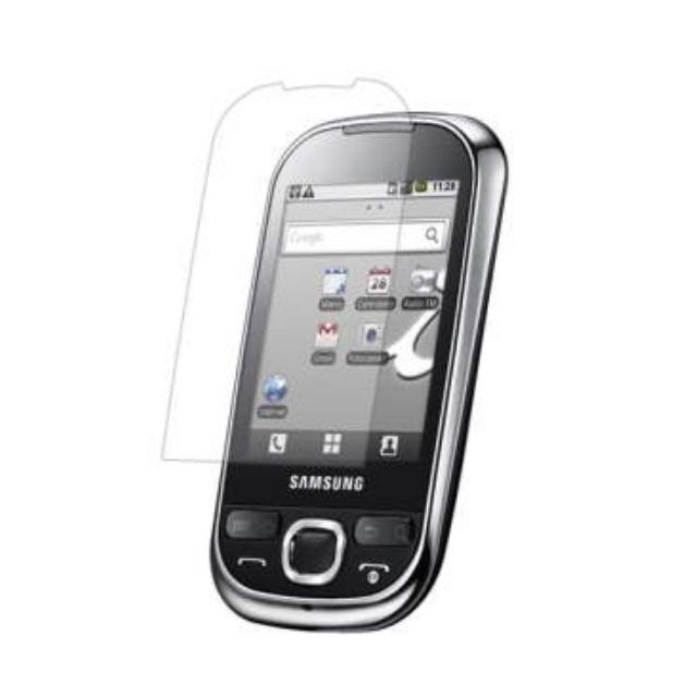 Folie plastic protectie ecran pentru Samsung Galaxy 5 i5500