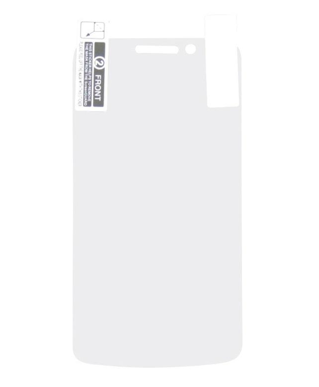 Folie plastic protectie ecran pentru Allview A5 Smiley