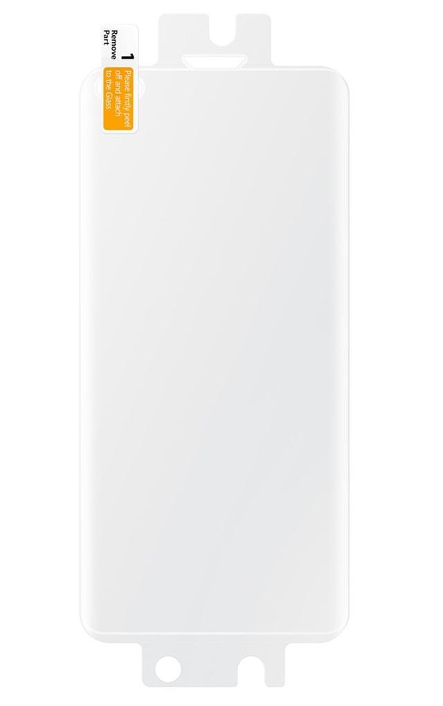 Folie protectie ecran Samsung ET-FG975CTEGWW (set 2 bucati) pentru Samsung Galaxy S10 Plus (G975F)