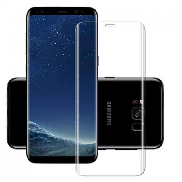 Folie sticla securizata Tempered Glass Full Cover pentru Samsung Galaxy Note 8 (SM-N950)