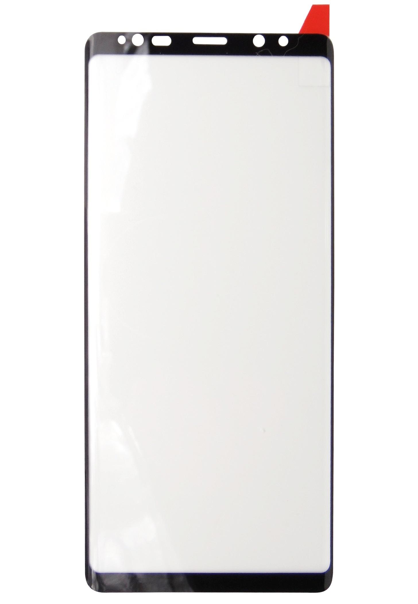 Folie sticla protectie ecran Full Glue margini negre pentru Samsung Galaxy Note 8 (SM-N950)