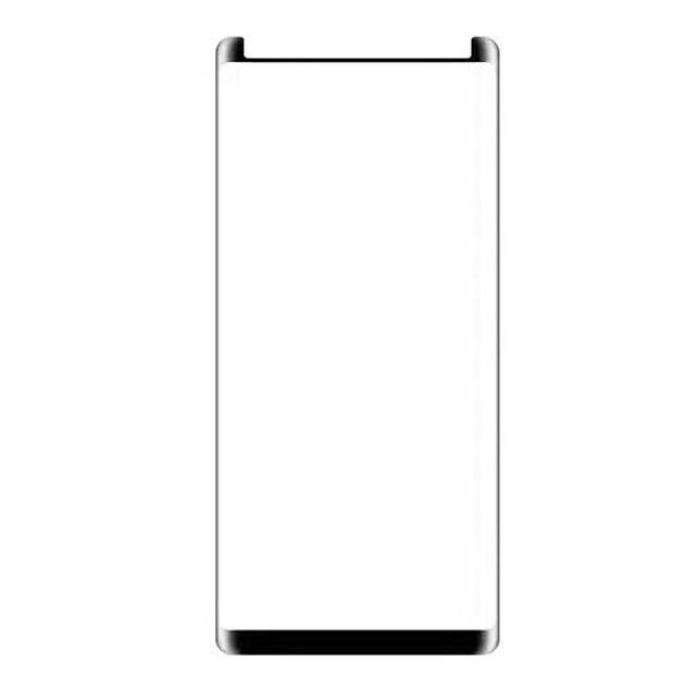 Folie sticla protectie ecran 5D margini negre pentru Samsung Galaxy Note 8 (SM-N950)
