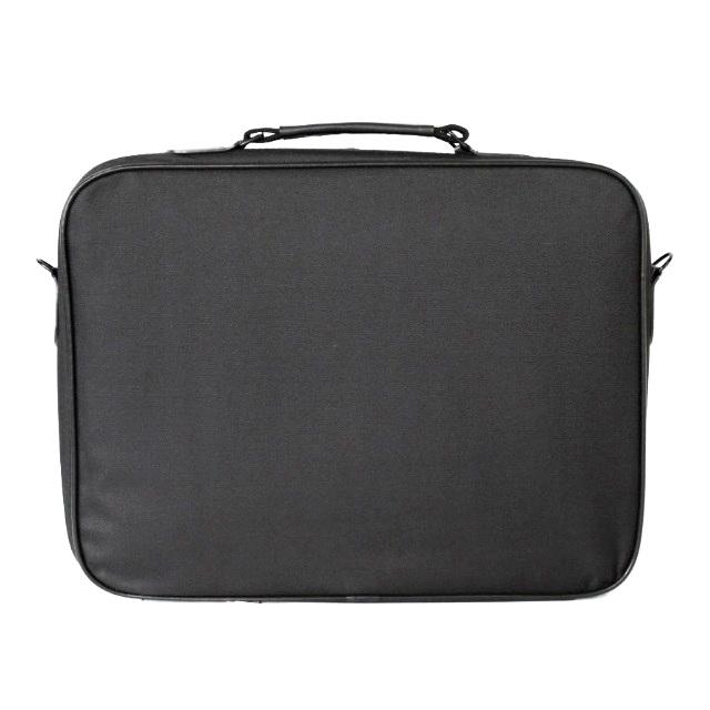 Geanta (Notebook Bag) Serioux SNC-EL156 neagra pentru laptop max. 15.6
