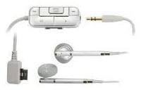 Handsfree (casti) Lg Sgey0005526 Stereo Argintiu Pentru Lg Gc900 Viewty Smart  Hb620t  Kb770  Kc550  Kc910  Kc910i  Ke500  Ke820  Ke850 Prada  Ke970 Shine  Kf300  Kf600  Kf700  Kf750