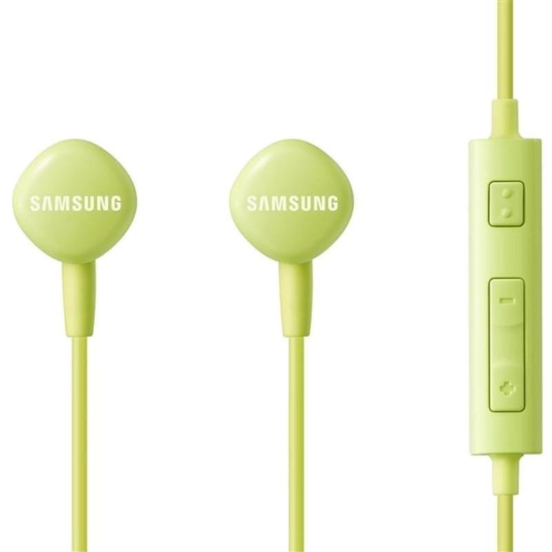 Handsfree (casti) Samsung Eo-hs1303gegww Verde Deschis Blister Pentru Samsung E1280  E2230  E2330  E2600  I5500  I5510  I8150  I8160  I8350  I8530  I8730  I8750  I9001  I9003  I9010  I9023  I9070  I9100  I9103