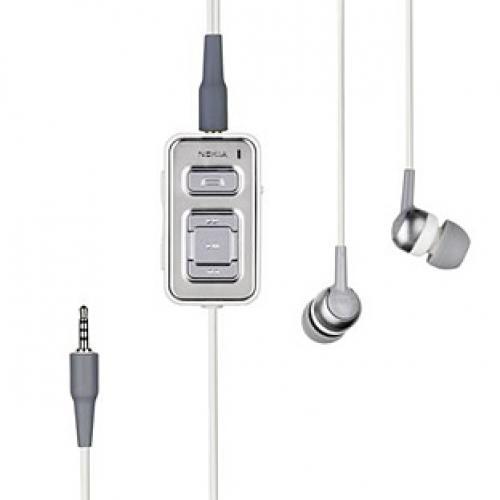 Handsfree Nokia Hs-44 + Adaptoare Ad-44 Si Ad-53 A