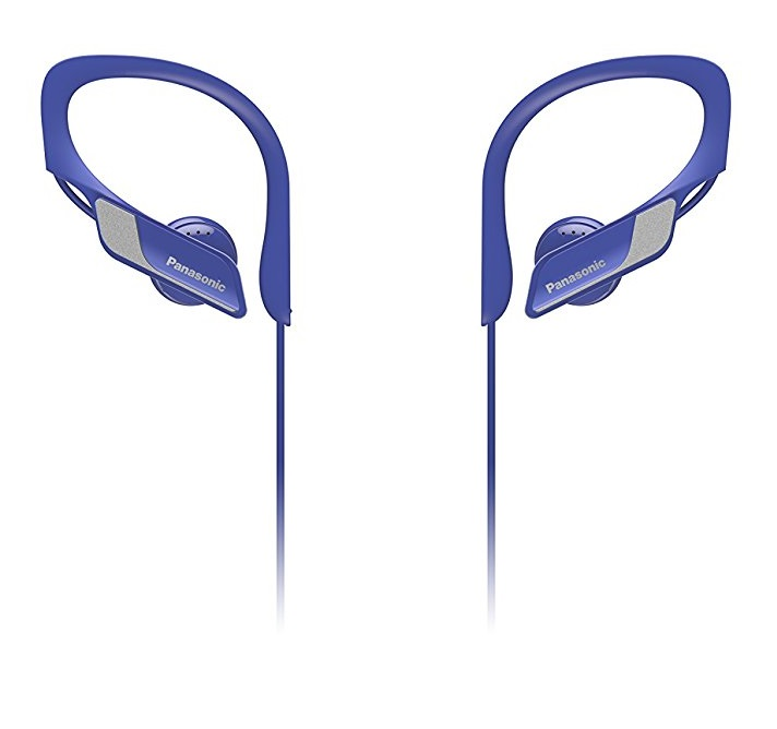 Handsfree (casti) Panasonic RP-BTS10E-A Wireless cu microfon, albastru