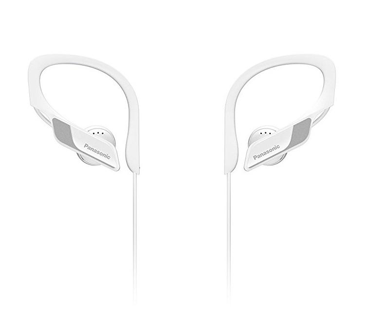 Handsfree (casti) Panasonic RP-BTS10E-W Wireless cu microfon, alb