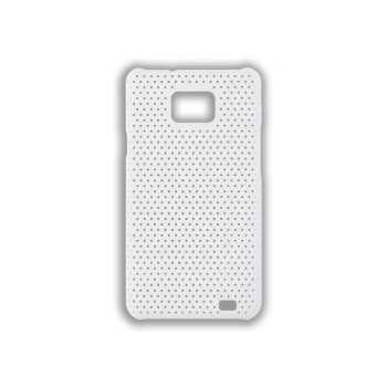 Husa Tip Grila Alba Pentru Telefon Samsung Galaxy