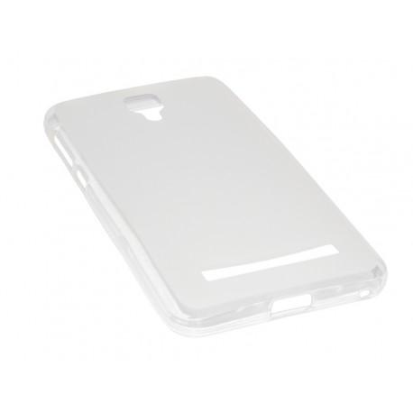 Husa Silicon Alba Pentru Telefon Allview P5 Pro