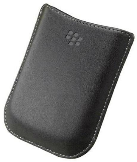 Husa Blackberry Hdw-19815 Neagra Pentru Telefon Bl