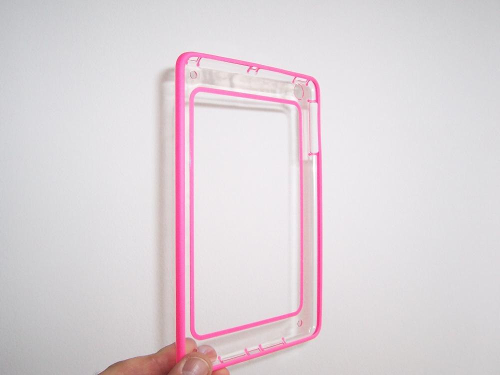 Husa Bumper Roz Pentru Tableta Apple Ipad Mini