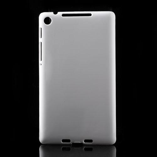 Husa Hard Plastic Alba (mcc) Pentru Tableta Asus G