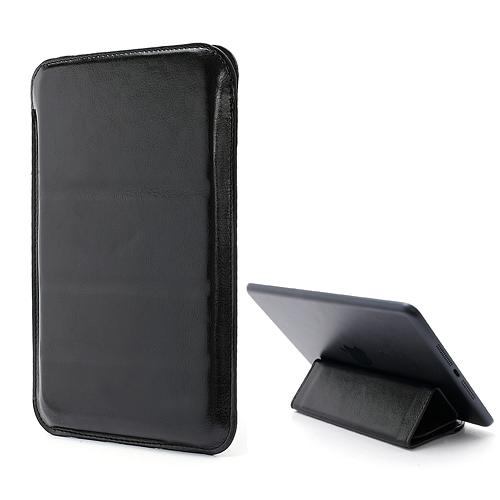Husa Pouch Vertical Neagra (msp) Pentru Tablete Pc
